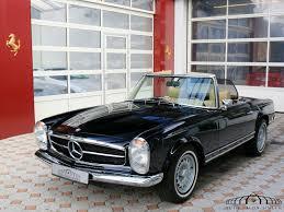 mercedes classic convertible mercedes benz 280 sl pagode convertible auto salon singen