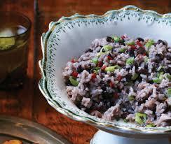 recette de cuisine cubaine recette riz aux haricots noirs maison et demeure