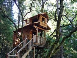 free treehouse plans without a tree