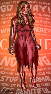 carrie white carrie 1976 by a solis wong by