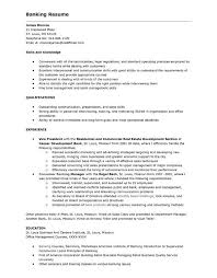 bank teller resume skills skill based resume template bank