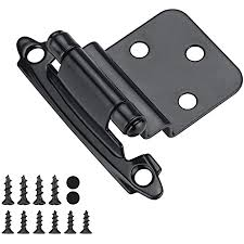 hinges for inset kitchen cabinet doors 10 pair 20 pack inset cabinet hinges black hardware for kitchen cabinets sch38bk homdiy cabinet door hinges