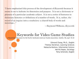 Washington travel keywords images Keywords for video game studies critical gaming project jpg