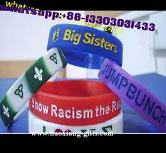 design silicone bracelet images Flag design silicone bracelet baseball football running rubber jpg