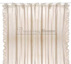 Catalogo Tende Blanc Mariclo by Tenda Due Volant Blanc Mariclo Basic Collection 150 X 300 Cm
