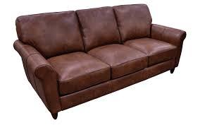Texas Leather Sofa Cameo Sofa By Omnia Leather