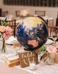 themed wedding ideas 10 travel themed wedding ideas you re going to