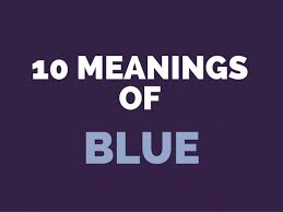 what is the meaning of what is the meaning of blue blood and other blue phrases