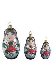 to the world collectibles glitterazzi santa ornament available