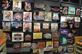 Collectible Home Decor Deluxe Hd Gift Collectibles Deluxe Harley Davidson Gillette