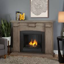 Real Fire Fireplace by Real Flame Adelaide Gel Fuel Fireplace U0026 Reviews Wayfair