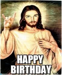 Happy Birthday Jesus Meme - jesus birthday funny happy birthday meme
