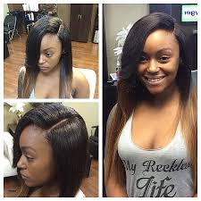 full sew in weave with no hair out cute hairstyles lovely cute hairstyles for sew ins cute sew in