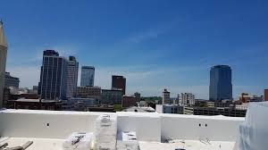 photos rooftop restaurant at new downtown little rock hotel to