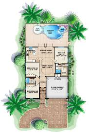 mediterranean style home plans mediterranean house plans luxury home floor small modern single