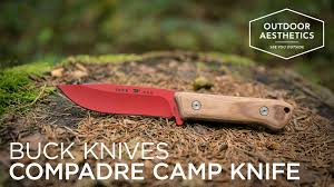 test u0026 review buck knives compadre camp knife 104 outdoor