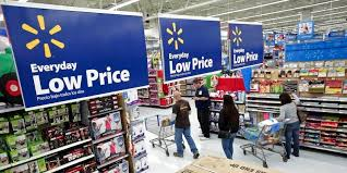 the 10 states that spend the most money at wal mart business insider