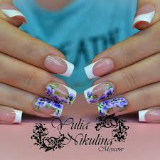 spring french manicure the best images bestartnails com