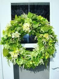 Etsy Outdoor Christmas Decor by 272 Best Wreath Ideas Images On Pinterest Wreath Ideas Autumn