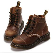 best cheap motorcycle boots 2016 new arrival men women genuine leather motorcycle boots vintage