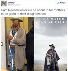 Cam Newton Memes - cam newton and his clothes get roasted online again the latest