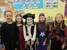 Third Class Halloween Costumes