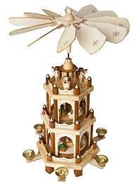 decoration pyramid 18 inches nativity play 3
