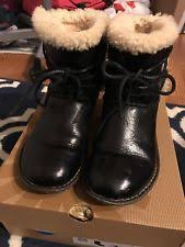 ugg s rianne boots ugg australia rianne black leather boots 6 ebay