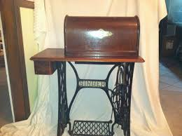 1908 singer treadle sewing machine in cabinet ebay sort 4