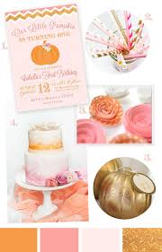 Pumpkin Baby Shower Ideas - 343 best birthday parties images on pinterest birthday party