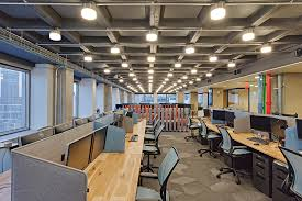 tech office pictures pliskin architecture expands tech office in midtown nyc