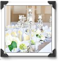 candelabra rentals vancouver wedding silver candelabra centerpiece with