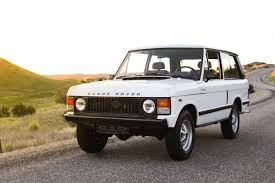 classic range rover 1890 land rover range rover for sale 2031404 hemmings motor news