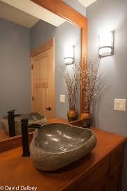 bathroom sink glass vessel sinks narrow vessel sink black stone
