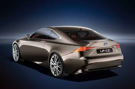 lexus lf lc black new lexus lf cc concept seems to be future two door lexus is