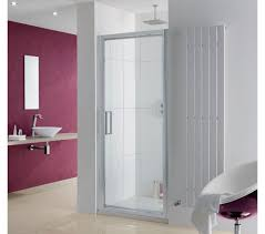 Shower Door 700mm Coastline Narva Pivot Shower Door 700mm