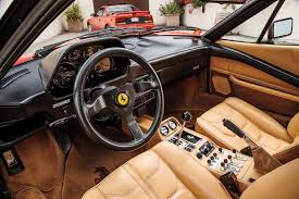 ferrari custom interior 1986 toyota mr2 vs 1985 ferrari 308 gtsi qv comparison motor
