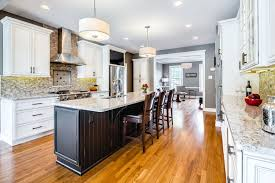 custom kitchen cabinet doors brisbane this kitchen remodel in washington crossing pennsylvania