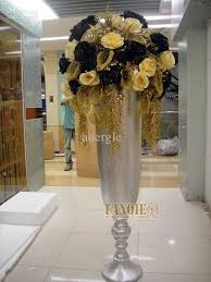 large floor vase set modern fashion stair flower decoration