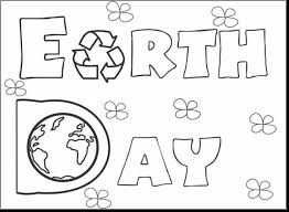 astounding earth face day holiday coloring page for kids pages