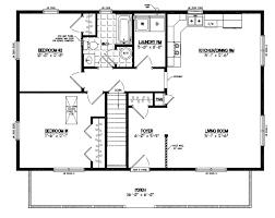 1 bedroom cottage floor plans 24 x 30 1 bedroom house plans