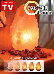 zen salt lamp carolwrightgifts com