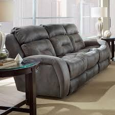 Southern Motion Reclining Sofa Southern Motion Showcase Reclining Sofa With Power Headrest