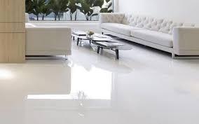 Pure White Laminate Flooring - pure white nano glass