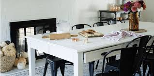 fixer upper dining table our fixer upper dining room edition how you live blog