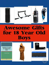 incredibly awesome gifts for 18 year boys hubpages