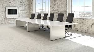 Frosted Glass Conference Table Chairs Jc Experts Metal Wood Glass Conference Room Modern