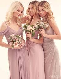 the edit pink bridesmaid dresses wed2b
