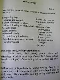 Simmer Pot Recipes Crock Pot Recipes From The Collection North Carolina Miscellany