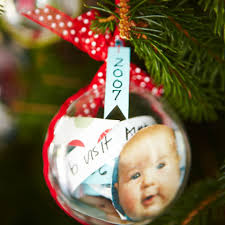time capsule ornament commemorate your baby s noel and